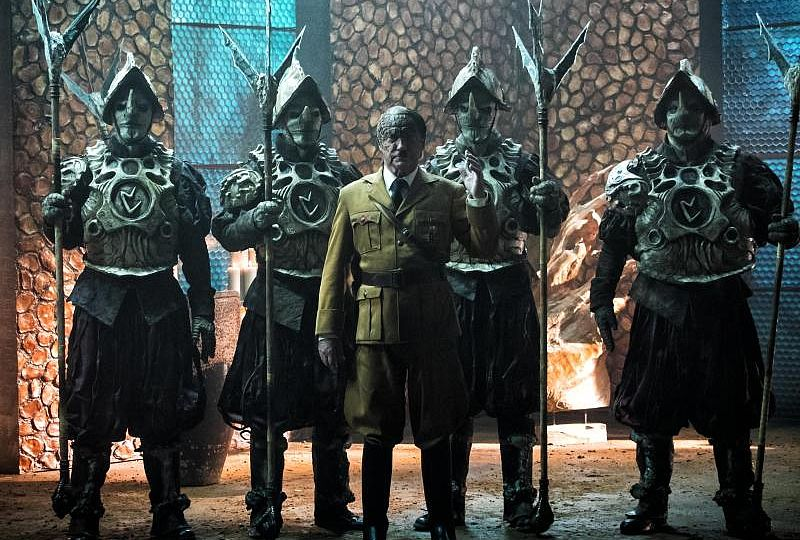 """Iron Sky 2: The Coming Race"""