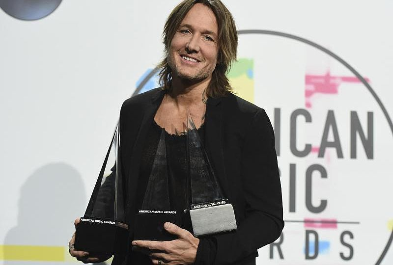 American Music Awards 2017 - Keith Urban