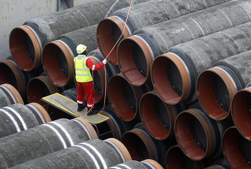 Gas-Pipeline Nord Stream 2
