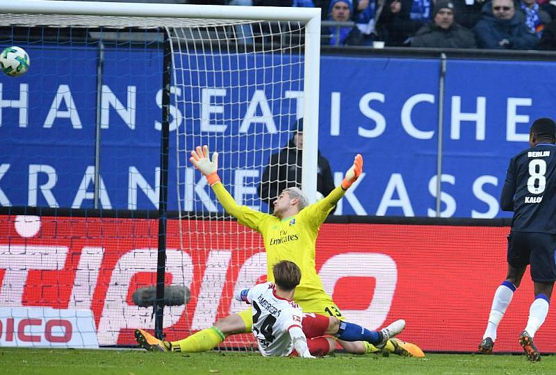 Hamburger SV - Hertha BSC